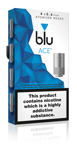My Blu Ace Coils 4 x 0.6oHm - Loop-E-Juice