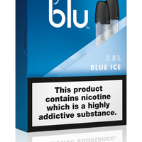 My Blu Pods - 9mg Blue Ice (2 Pack) - Loop-E-Juice