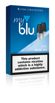 My Blu Pods - 9mg Blue Ice (2 Pack)