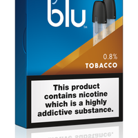 My Blu Pods - 9mg Tobacco (2 Pack) - Loop-E-Juice