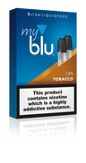 My Blu Pods - 16mg Tobacco (2 Pack)