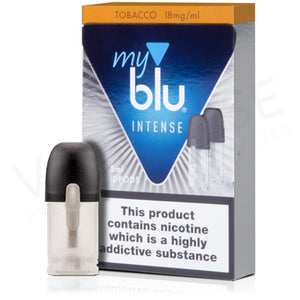 My Blu Pods - 18mg Tobacco Salt (2 Pack) - Loop-E-Juice