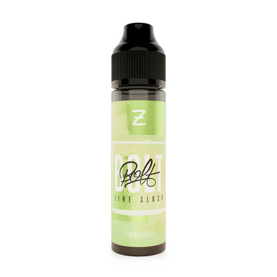 BOLT Lime Slush 50ml Shortfill by Zeus Juice - Loop-E-Juice