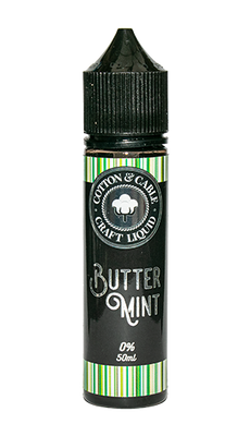 Butter Mint by Cotton & Cable Desserts 50ml