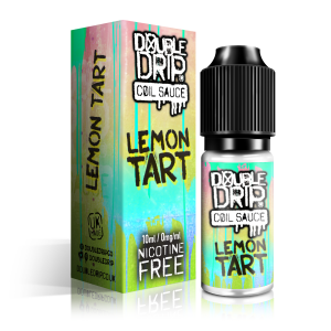 Lemon Tart by Double Drip 10ml 0mg