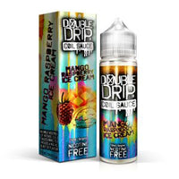 Mango Raspberry Ice Cream by Double Drip 50ml - Loop-E-Juice
