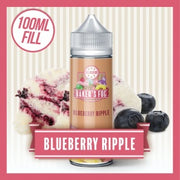 Blueberry Ripple by Bakers Fog 100ml (Out of Date) - Loop-E-Juice
