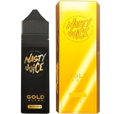 Gold Blend eLiquid by Nasty Juice 50ml 0mg