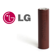 LG HG2 18650 Battery 3000mAh 18A - Loop-E-Juice
