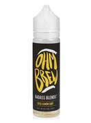 Ohm Brew Badass Blends Loco Lemon Tart 50ml - Loop-E-Juice