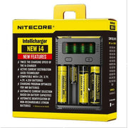 Nitecore Intellicharger I4 (NEW) - Loop-E-Juice