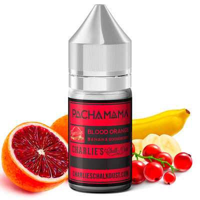 Pacha Mama Blood Orange Banana Gooseberry Concentrate 30ml - Loop-E-Juice