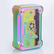 Tesla Punk 220w Box Mod - 7 Colour Rainbow
