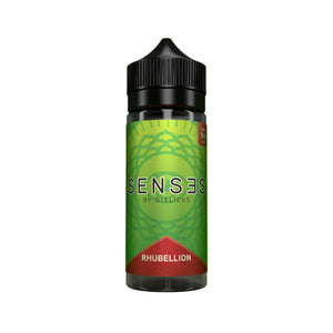 Senses Rhubellion from Six Licks 100ml - Loop-E-Juice