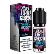 Super Berry Sherbet by Double Drip 10ml Salt Nicotine eLiquid - Loop-E-Juice