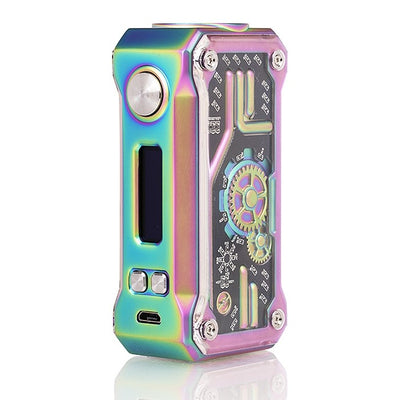 Tesla Punk 85w Box Mod - Rainbow
