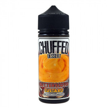Butterscotch Custard Chuffed Dessert - Loop-E-Juice