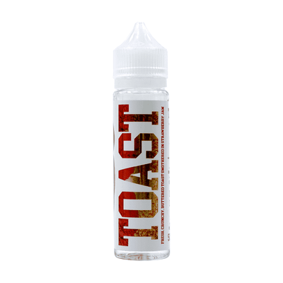 Strawberry by TOAST 50ml 0mg - Loop-E-Juice