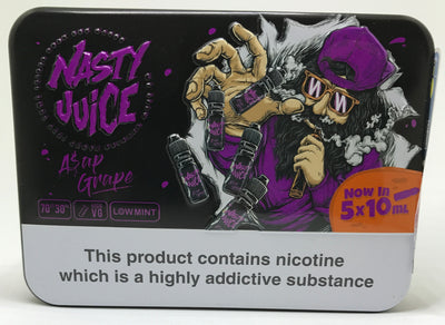 ASAP Grape by Nasty Juice 50ml 6mg - Loop-E-Juice