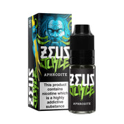 Aphrodite by Zeus Juice 10ml 6mg 50/50