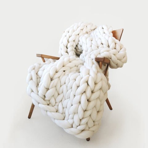 KNIT ⨯ The Chamberlain