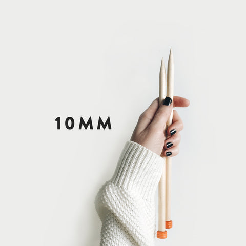 "10"" Knitting Needles"