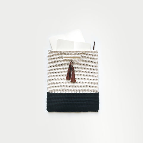 CROCHET ⨯ The Maniche Tote