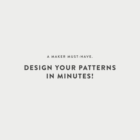 Pattern Template ⨯ Elegant