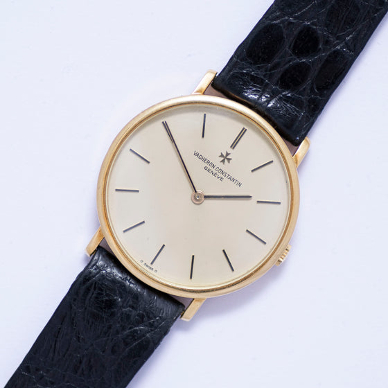 1995 Vacheron Constantin 18k Yellow Gold LNOS