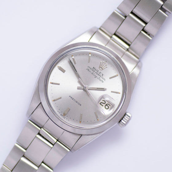 1967 Rolex Oyster Perpetual Air-King-Date Ref.5700 Automatic