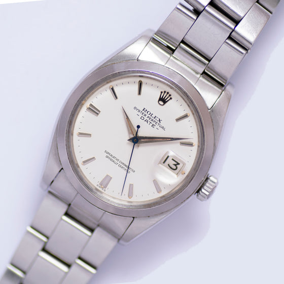 1960 Rolex Oyster Perpetual Date Ref.1500 Automatic Chronometer