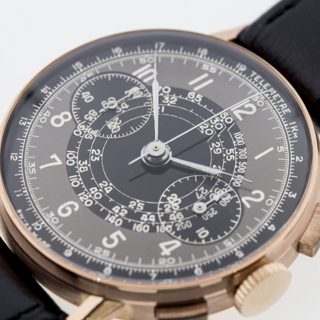 1938 Near-NOS Undetermined Brand Chronograph