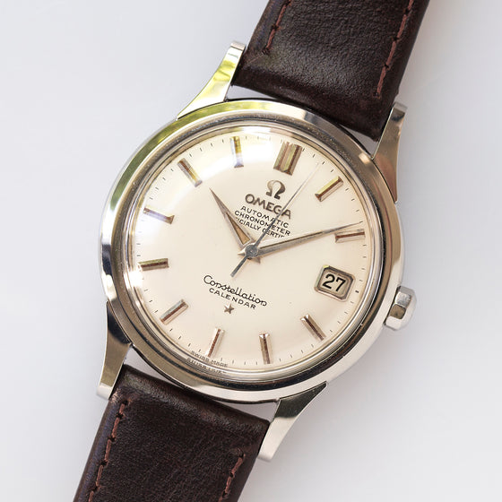 1960 Omega Constellation Calendar Chronometer