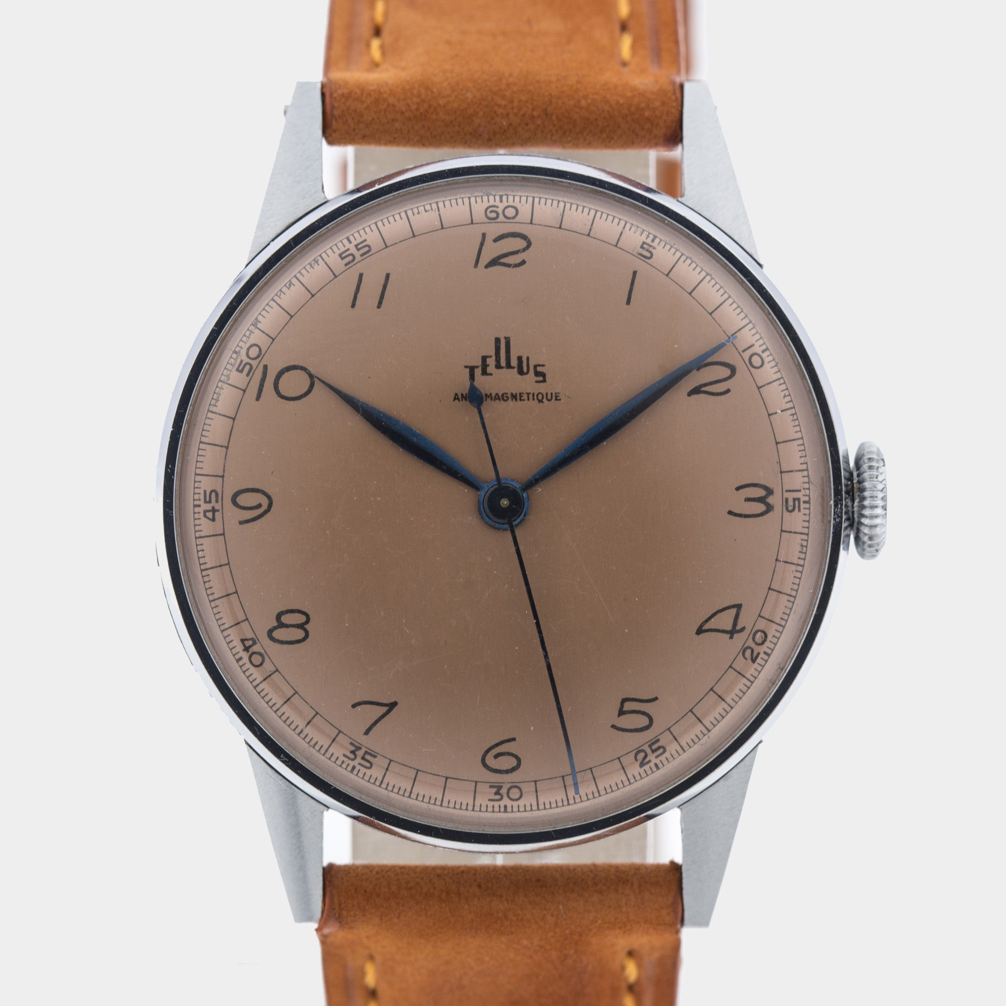 leather back gray product minimalist strap dial stowa white a on watches antea bauhaus to watch