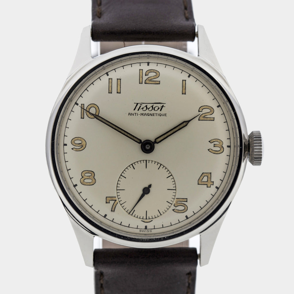 1947 Tissot Anti-Magnetique