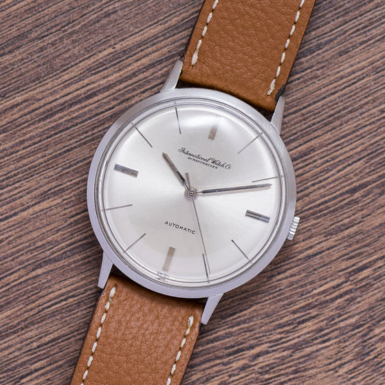 1962 IWC Automatic Original Silver Dial