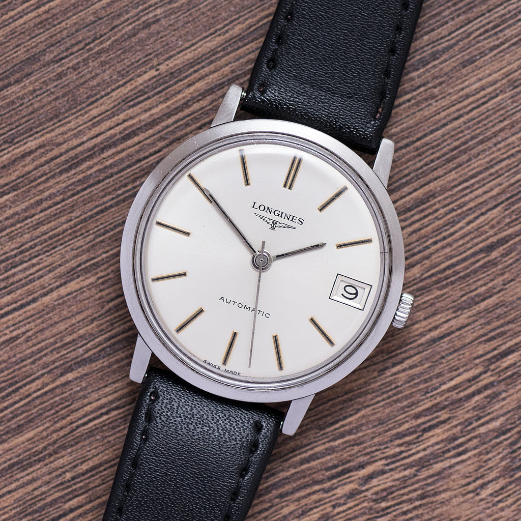 <b>ON HOLD</b> - 1966 Longines Automatic Date