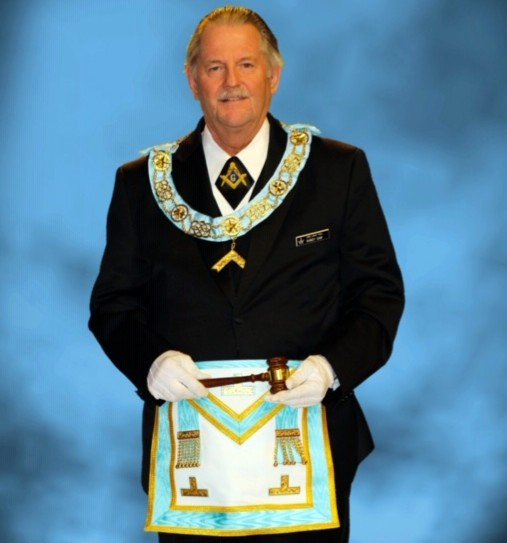 The Worshipful Master