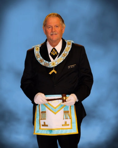 RANDY ALAN GAW  WORSHIPFUL MASTER of IONIC LODGE AF & AM #526 GRC in ONTARIO  For 2018-2019