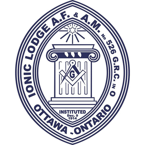 Lodge Dues - Ionic Lodge #526