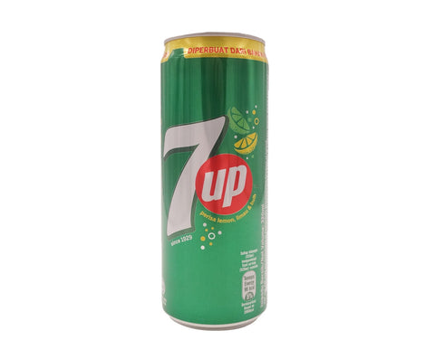 7 Up Can (320ml - Piece)