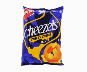 Cheezels Cheese Rings Snack - Cheezy Cheese (60g – Piece)