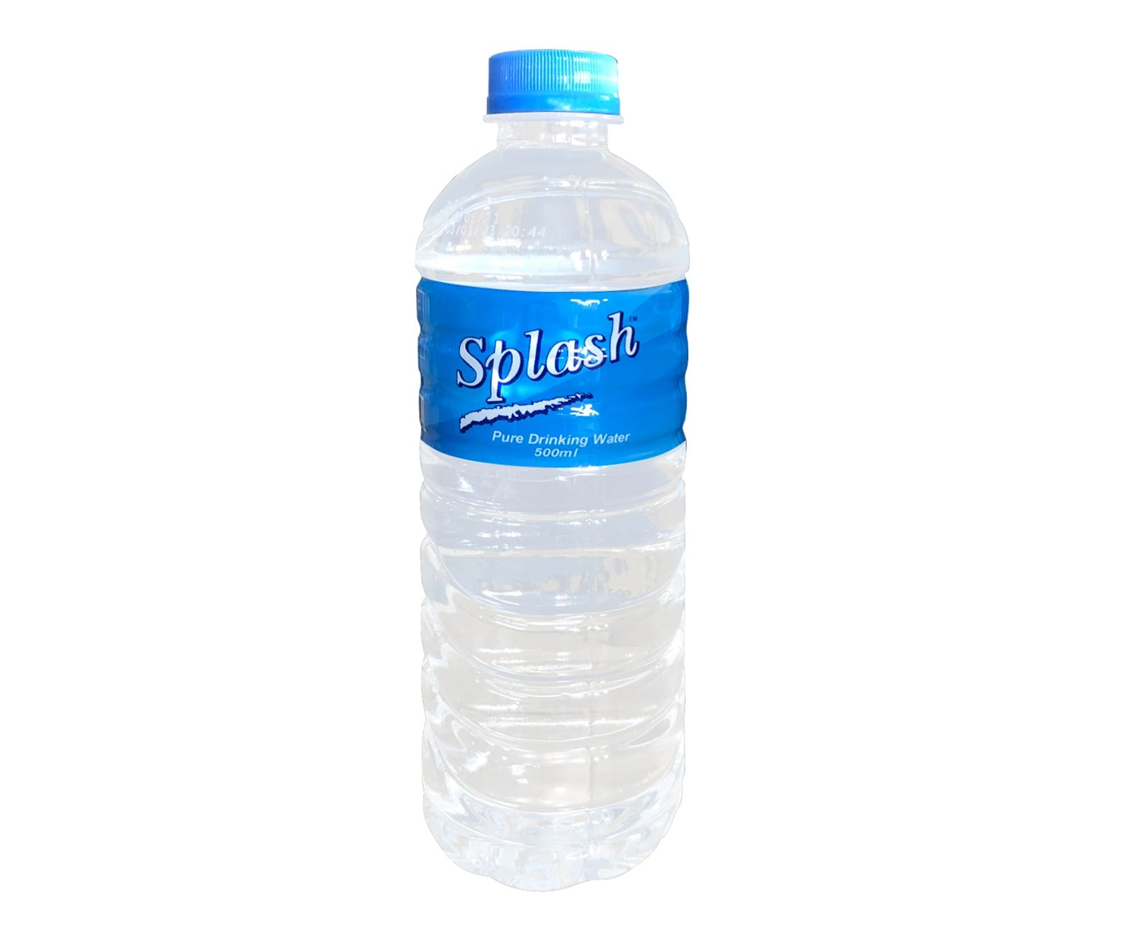 Splash Drinking Water Bottle (500ml - Piece)