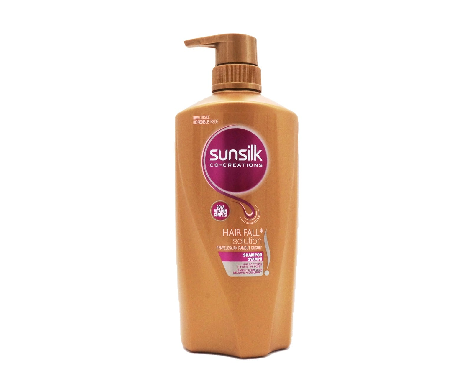 Sunsilk Shampoo - Hairfall Solution (650ml – Piece)
