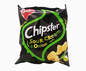 Twisties Chipster Potato Chips - Sour Cream & Onion (60g – Piece)