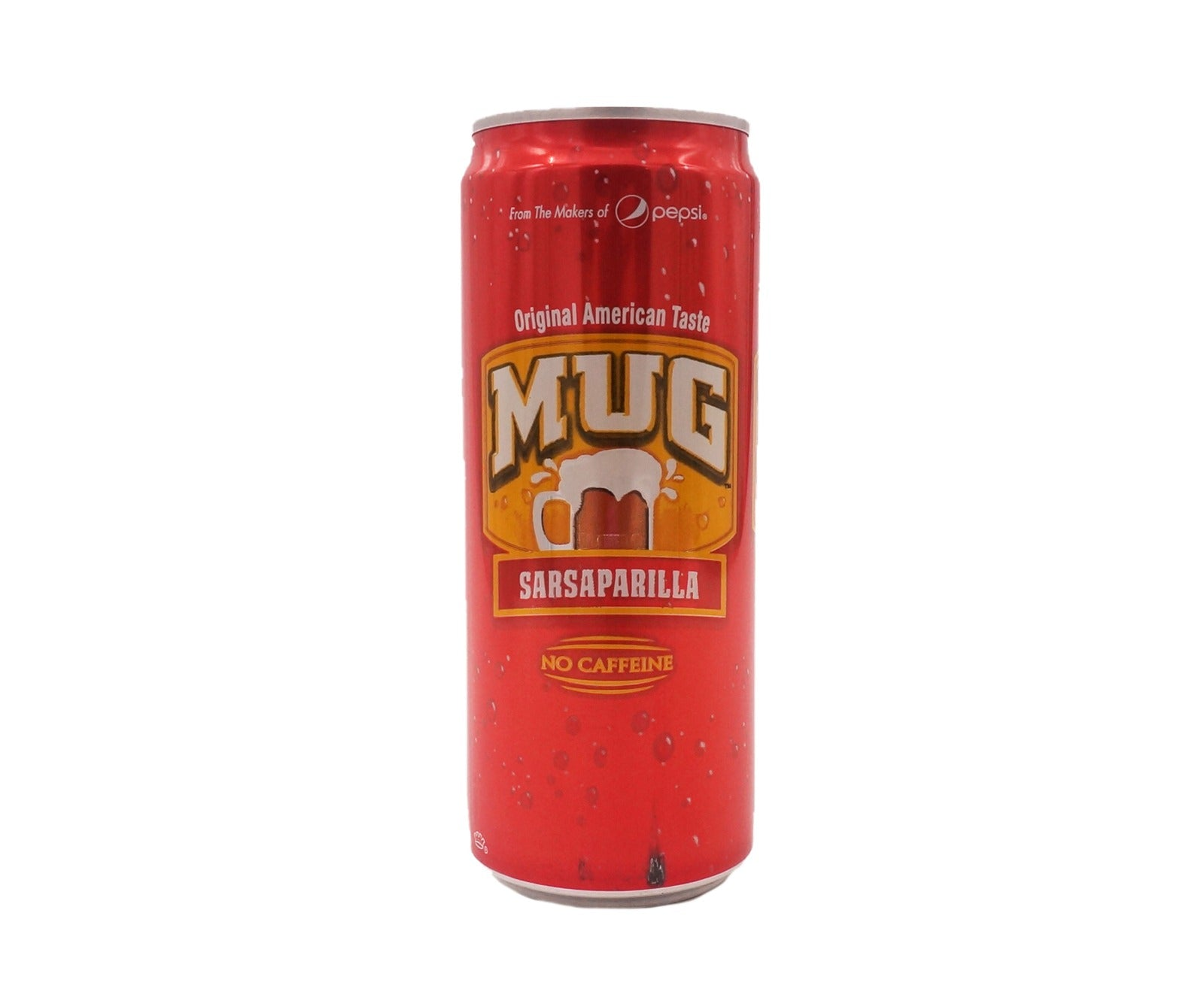 Mug Sarsaparilla Can (320ml - Piece)