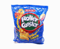 Jack n Jill Roller Coaster Potato Rings Family Pack - Cheese (8s x 18g – Piece)