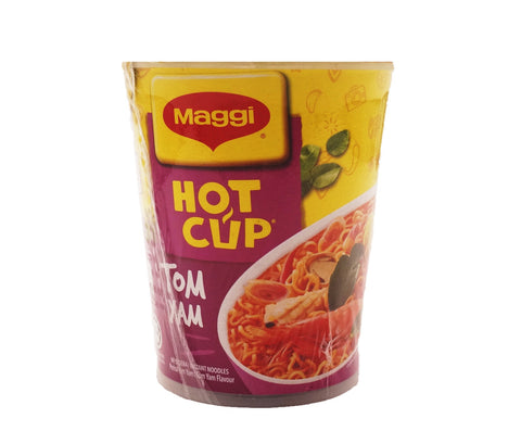 Maggi Hot Cup - Tom Yam (66g – Piece)