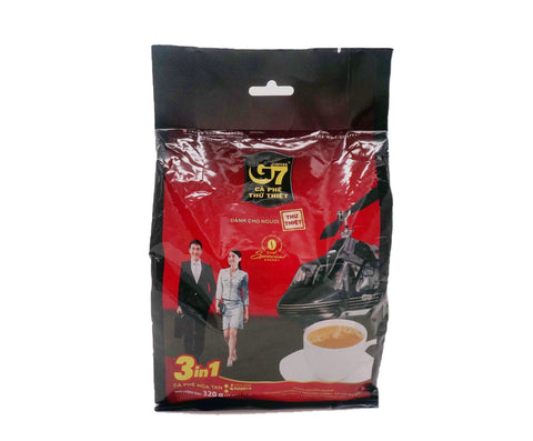G7 3 In 1 Instant Coffee (20s x 16g – Piece)