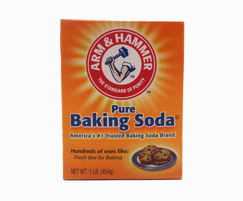 Arm & Hammer Pure Baking Soda (454g – Piece)